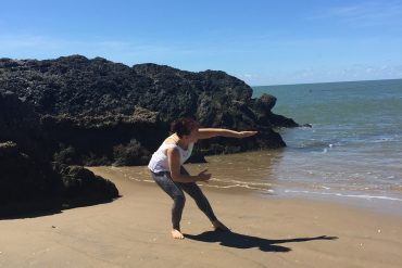 About Chi Gong and Flow Yoga